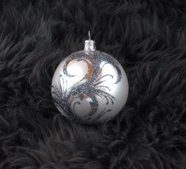 Antracitový ornament